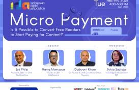 """""""Micro Payment"""" Jadi Alternatif Industri Media untuk Mendorong Monetisasi Konten Berbayar"""