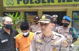 Mengaku Bisa Gandakan Uang, Sopir Ojol di Bandung Diringkus Polisi