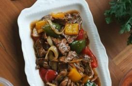Tumis Sapi Lada Hitam, Resep Makanan Organik Ala Chef Yuda Bustara