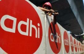 Adhi Karya (ADHI) Raih Kontrak Baru Rp1,1 Triliun per Januari 2021