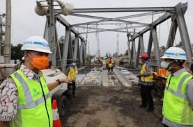 Pembenahan Jembatan Rembun Ditarget Rampung Akhir…