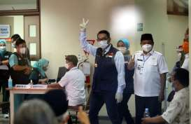 Ridwan Kamil Dukung Penerapan Sanksi Bagi Warga Penolak Vaksin