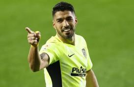Top Skor La Liga, Luis Suarez Berpotensi Jauhi Lionel Messi
