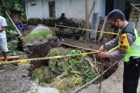 Ada 13 Sumur Ambles di Klaten Sejak 7 Februari, Pemicunya…