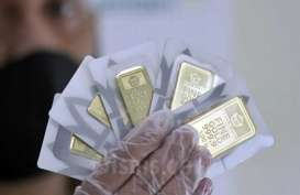 LOGAM MULIA    : Menanti Momentum Pulihnya Harga Emas