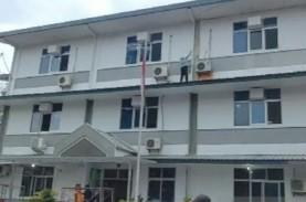 Saat RS Lapangan Bogor Terisi 75 Persen Pasien Covid-19