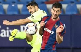 Hasil La Liga, Atletico Perlebar Keunggulan dari Madrid Jadi 6 Poin