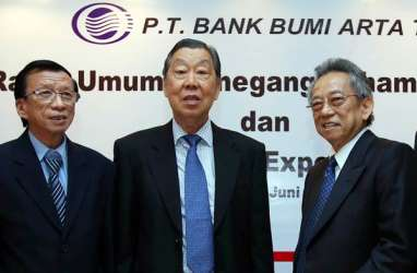 Lagi Asyik Ngebut, Saham Bank Bumi Arta (BNBA) Disuspensi Bursa