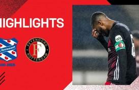 Feyenoord Disingkirkan Heerenveen di Perempat Final Piala Belanda