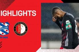 Feyenoord Disingkirkan Heerenveen di Perempat Final…