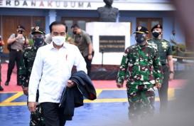 Bertolak ke Kalsel, Jokowi akan Resmikan Bendungan Tapin