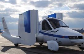 Wow! Mobil Terbang Terrafugia Boleh Lepas Landas di AS