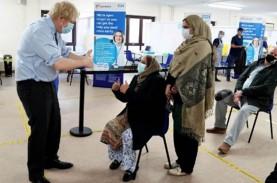 Penyebaran Virus Melandai, Inggris Pertimbangkan Buka…