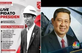 Kisruh Partai Demokrat, AHY Tuding Ada Pihak Ingin Benturkan SBY & Jokowi