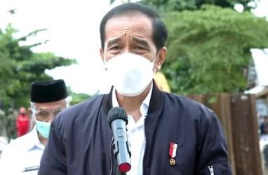 Resmikan Bendungan Tapin di Kalsel, Ini Harapan Jokowi