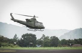 PTDI Serahkan Helikopter Bell 412EPI Pesanan Kemenhan