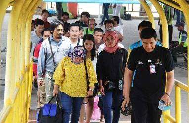 Tersandung Kasus, Malaysia Deportasi 160 Pekerja Migran Indonesia