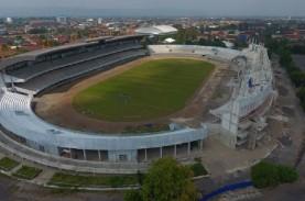 Korupsi Stadion Mandala Krida, KPK Geledah 2 Lokasi