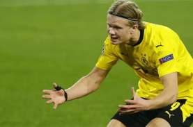Striker Dortmund Haaland Cetak 2 Gol di Sevilla, Ada…
