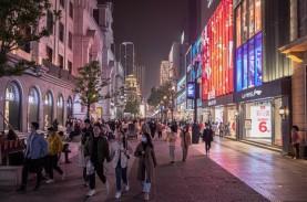 Duh, Konsumsi China Terdorong Pembatasan Perjalanan