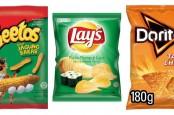 Pecinta Micin Sedih, Lays, Doritos dan Cheetos Bakal Stop Produksi