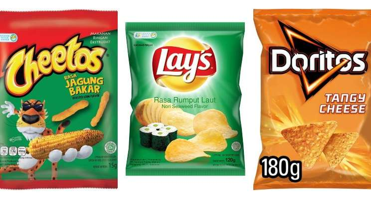 Cheetos, Lays dan Doritos berhenti produksi mulai Agustus 2021 dan ini