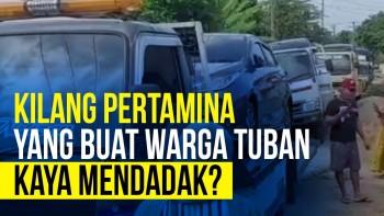 Warga Desa di Tuban Borong Mobil, Kok Kayak Beli Kacang?