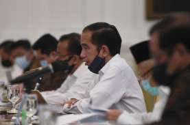 Babak Baru 'Minta Kritik' ala Presiden Jokowi