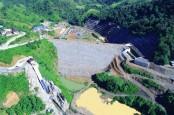 Konstruksi Bendungan Tapin Rampung, Portofolio Barata Bertambah