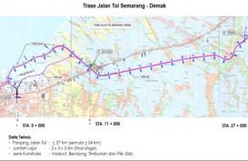 Tol Semarang – Demak, Terobosan Konstruksi Simpan Beberapa Keunggulan
