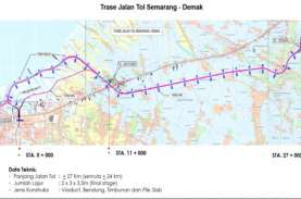 Tol Semarang – Demak, Terobosan Konstruksi Simpan…
