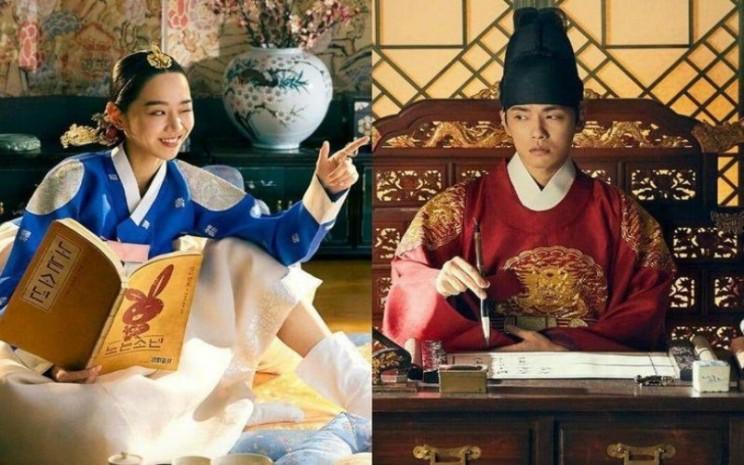 Drama Korea (drakor) Berjudul Mr. Queen  -  Istimewa