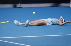 Jennifer Brady Tantang Naomi Osaka di Final Tenis…