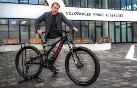 Volkswagen Garap Bisnis Sewa dan Pembiayaan Sepeda