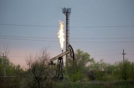 KOMODITAS ENERGI  : Harga Gas Alam Membubung