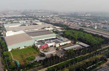 Penjualan Lahan Industri Tumbuh 68,4 Persen, Terutama Koridor Timur