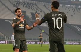 Hasil Liga Europa, Satu Kaki MU & Tottenham Sudah di 16 Besar