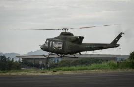 PTDI Kirim Unit Kedua Helikopter Bell-412 EPI untuk Skadron-11