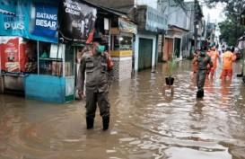 INFO BANJIR JAKARTA: Ini Titik-Titik Lokasi Genangan Air 19 Februari