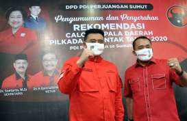 Mantu Jokowi Wali Kota Medan Terpilih, Bobby Nasution Janji Kerja Cepat