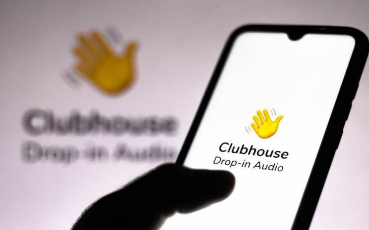 Aplikasi berbasis suara Clubhouse