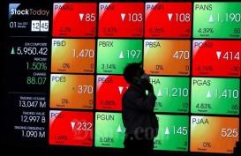 Saham Bank Digital Melesat Ditopang Rencana OJK