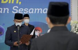 Ridwan Kamil Angkat 545 Pejabat Baru