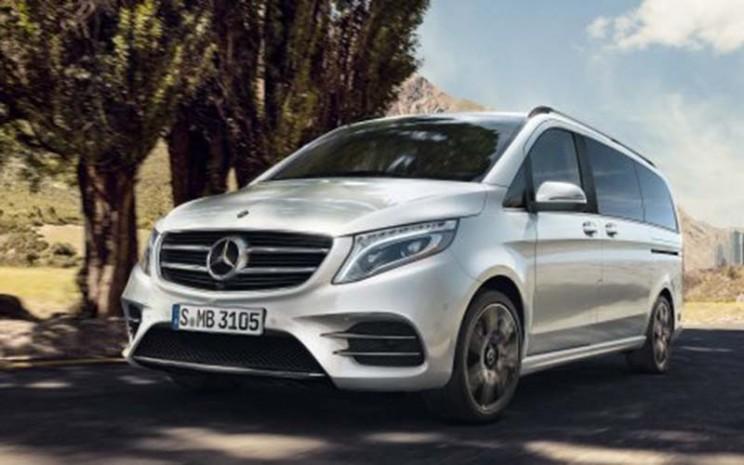 Mercedes-Benz V Class.  - mercedes/benz.co.id