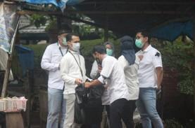 Pekerja Pegadaian di Cirebon Gelar Aksi Tolak Holding…