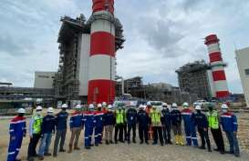 Pembangunan PLTGU Jawa-1 Berkapasitas 1.760 MW Dikebut