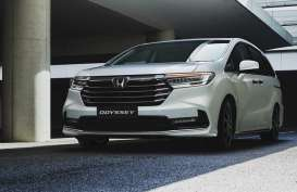 Honda Odyssey 2021, Cek Harga dan Keunggulannya