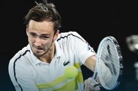 Daniil Medvedev Tantang Novak Djokovic di Final Australia…