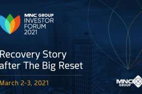 MNC Group dan AGCO Wall Street Gelar Investor Forum,…