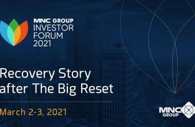 MNC Group dan AGCO Wall Street Gelar Investor Forum, Ini Cara Registrasinya!